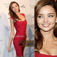 Miranda Kerr in H002 Dress - Celebrity Dresses - Apparel