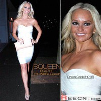 Jennifer Ellison in H011B Dress - Celebrity Dresses - Apparel