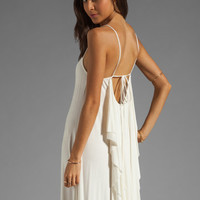 Rachel Pally Lyle Maxi Dress in White from REVOLVEclothing.com