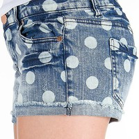 Tinseltown Polka Dot Stretch Short - Women's Shorts | Buckle