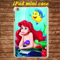 iPad mini case,iPad case--Ariel,in plastic case