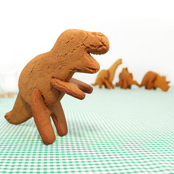 Dinosaur Cookie Cutters at Firebox.com