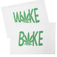 THE RISE AND FALL The WakeBake Pillowcases