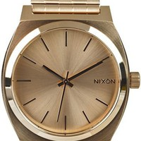 NIXON THE TIME TELLER &gt; Womens &gt; Accessories &gt; Watches | Swell.com