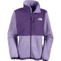 THE NORTH FACE Women`s Denali Jacket, Closeout Color XS BAROQUE PURPLE HEATHER: Clothing