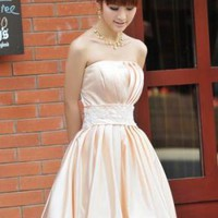 PRINCESS DIARIES ELEGANT MID LENGTH PROM DRESS