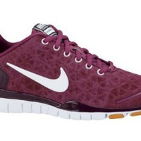 Amazon.com: Nike Women's Free TR Fit 2 Print Training Shoes-Pink: Shoes