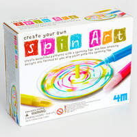 Create Your Own Spin Art Kit