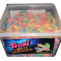Trolli Sour Brite Crawlers, 63oz Tub: Grocery &amp; Gourmet Food