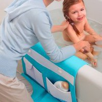 Aquatopia Deluxe Safety Easy Bath Kneeler, Blue: Baby