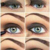 Summer Ready Smokey Eyes