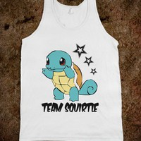 Pokemon - Team Squirtle