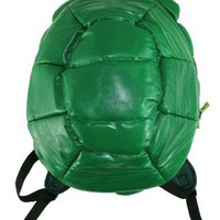 TMNT Teenage Mutant Ninja Turtles Turtle Shell Backpack With 4 Masks: Clothing