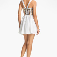 Keepsake the Label 'Force of Nature' Embellished Dress | Nordstrom