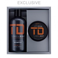 TOWELDRY Thick Hair Duo Pack