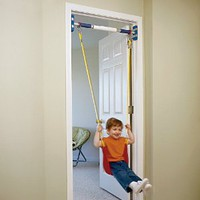 Rainy Day Playground Indoor strap swing (to be used with support system): Toys & Games