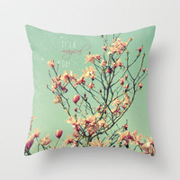 Magical  Throw Pillow by RDelean