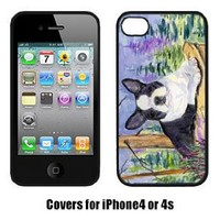 Boston Terrier Phone Cover for Iphone 4 or Iphone 4s