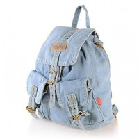Old Jeans Backpack