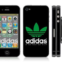 Free shipping vinyl decal stickers for iPhone 4 / iPhone 4S cover #0610