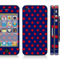 Free shipping vinyl decal stickers for iPhone 4 / iPhone 4S cover #0579