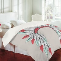 DENY Designs Home Accessories | Wesley Bird Dressy Duvet Cover
