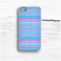 iPhone 4 and iPhone 4S case Aztec Navajo Geometric Style Pattern I17