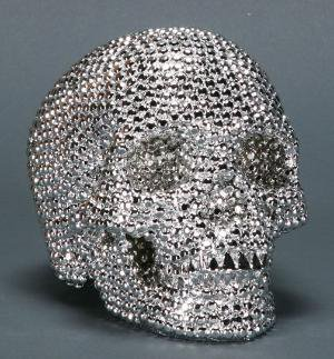 Metallic Skull | Decorative Accessories | Accessories | Z Gallerie