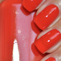 Twenty Twelve Orange Nail Polish 15ml (.5oz)