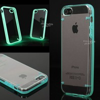 Luminous Style Glow Hard Case for iPhone 5 [5003] from 1Point99.com