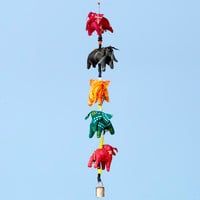 Fabric Elephants Hanger | World Market