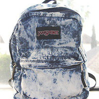 Denim Jansport Bag