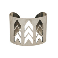 Cutout Arrow Cuff | FOREVER21 - 1000042990