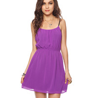 Brilliant Contrast Dress | FOREVER21 - 2000035943