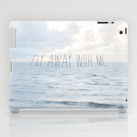 Fly Away With Me III iPad Case by secretgardenphotography [Nicola]