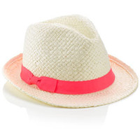 Lala Bright Band Trilby