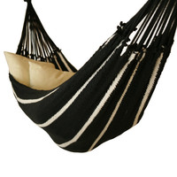Black in dreams Cotton Hammock