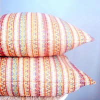 2 Wool Pillows covers  20/20 by accessory8 on Etsy