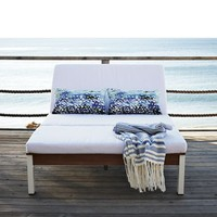 Baltic Double Lounger | west elm