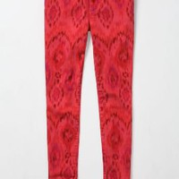 Joes Ikat Crops - Anthropologie.com