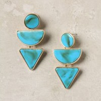 Polygon Drops  - Anthropologie.com