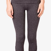 Heathered Athletic Capris | FOREVER 21 - 2025102016
