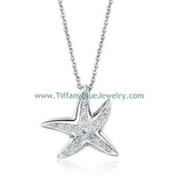 Find The Last Cheap Tiffany & Co Startfish Pendant Necklace In Tiffanybluejewelry.com