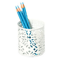 Brocade Pencil Cup