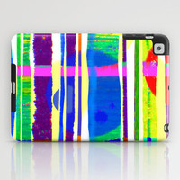 Rice Paper Rap iPad Case by Vikki Salmela