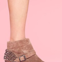 Pax Studded Ankle Boot in Shoes at Nasty Gal