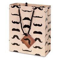 Mustache Gift Bag - Whimsical &amp; Unique Gift Ideas for the Coolest Gift Givers