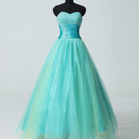 2013 Sweetheart Ball Gwon Prom Dresses/Evening Dresses