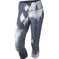 Nike Women&#x27;s Printed Legend Tight Capris - Dick&#x27;s Sporting Goods