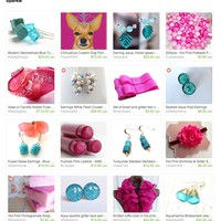 Sparkle by Heather Jean on Etsy